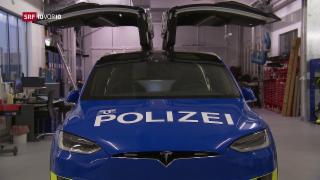 Video «FOKUS: Das Auto, hungrig nach Daten» abspielen