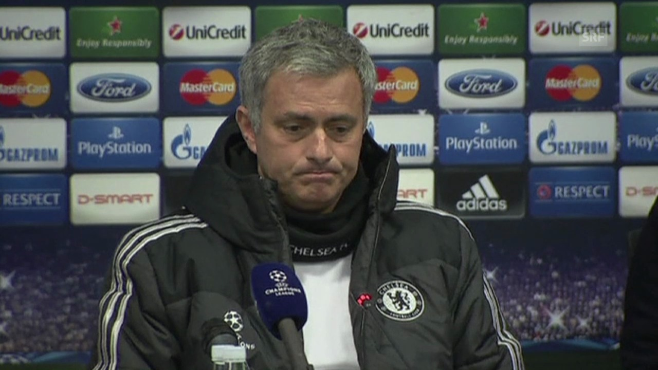 Mourinho über das Wiedersehen mit Drogba (Quelle: SNTV)