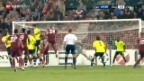 Video «CL: Cluj - Basel: Highlights (live)» abspielen