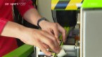 Video «Langlauf: Das Wachsteam der Schweizer Athleten» abspielen