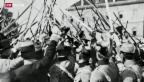 Video «Der Abend vor dem Krieg» abspielen