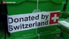 Video «Schweizer Hilfe unterwegs» abspielen