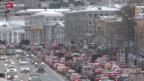 Video «Russische Aussenpolitik lenkt vom Inland ab» abspielen
