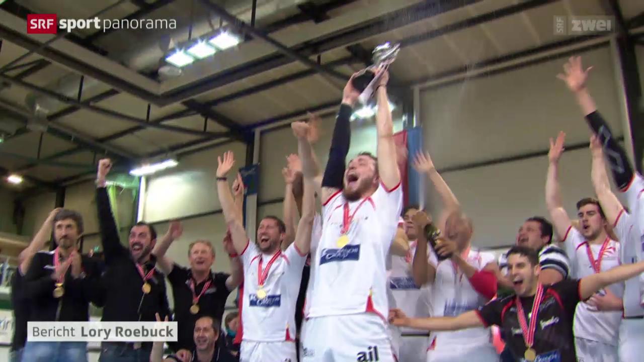 Volleyball: «Finalissima» Lugano - Lausanne