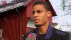 Video «St. Gallens Captain Martin Angha im Porträt» abspielen