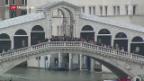 Video «Venedig ergreift Massnahmen gegen Massentourismus» abspielen