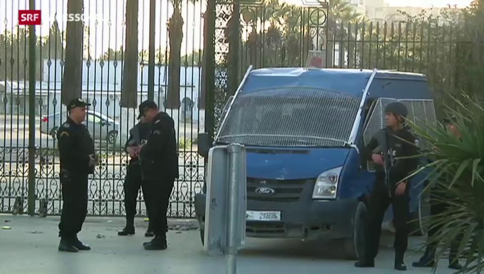Tunesien verschärft Sicherheitsmassnahmen