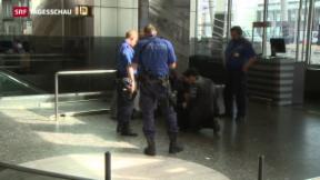 Video «Flughafen Zürich reagiert» abspielen