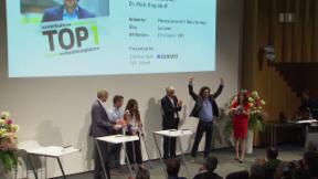 Video «Preisgekrönte Schweizer Start-ups» abspielen