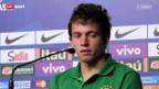 Video «Fussball: Vorschau Confed Cup Halbfinal Brasilien - Uruguay» abspielen