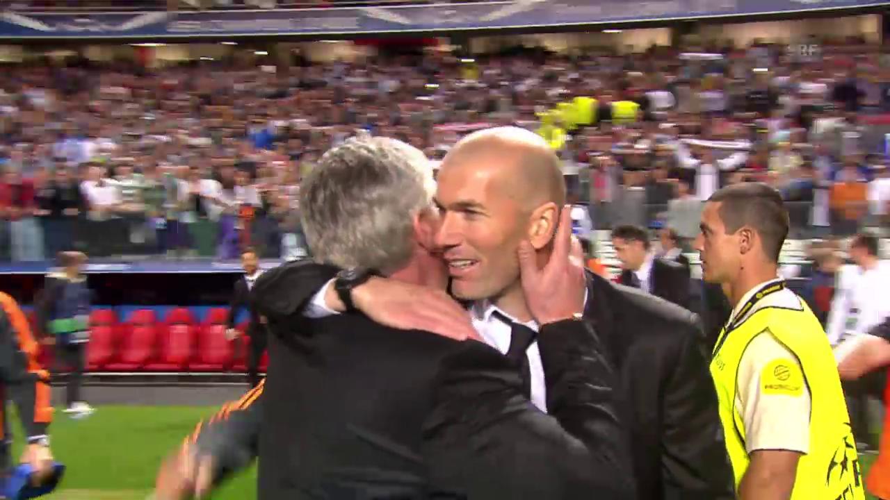 «Mister Champions League» Zinédine Zidane
