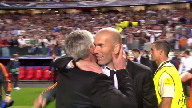 Video ««Mister Champions League» Zinédine Zidane» abspielen
