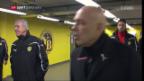 Video «Fussball: Studiogast Christian Gross, Teil II» abspielen