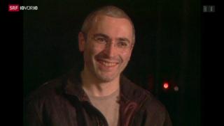 Video «Was wird aus Chodorkowski?» abspielen