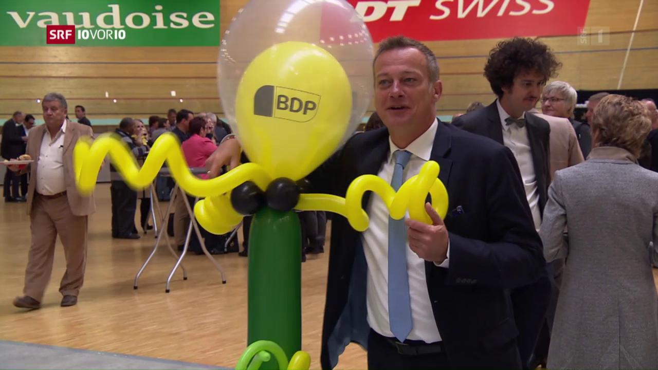 Düstere Aussichten für die BDP