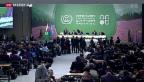 Video «Endspurt an der Klimakonferenz Warschau» abspielen