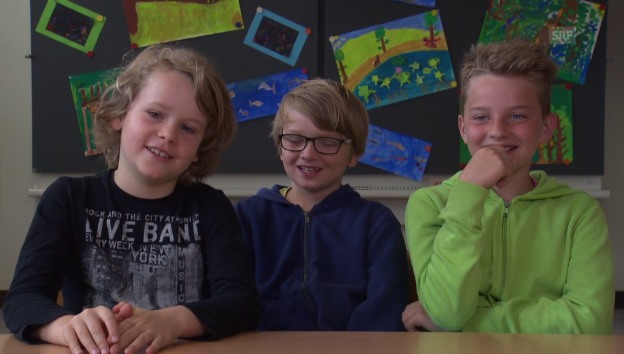 Video «Politik durch Kinderaugen: Who Is Who?» abspielen