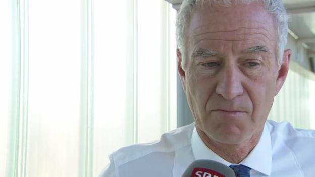Video «McEnroe: «Bei Wawrinka kriege ich Gänsehaut»» abspielen