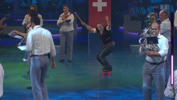 Video «Musikgesellschaft Matten - Berner Medley» abspielen
