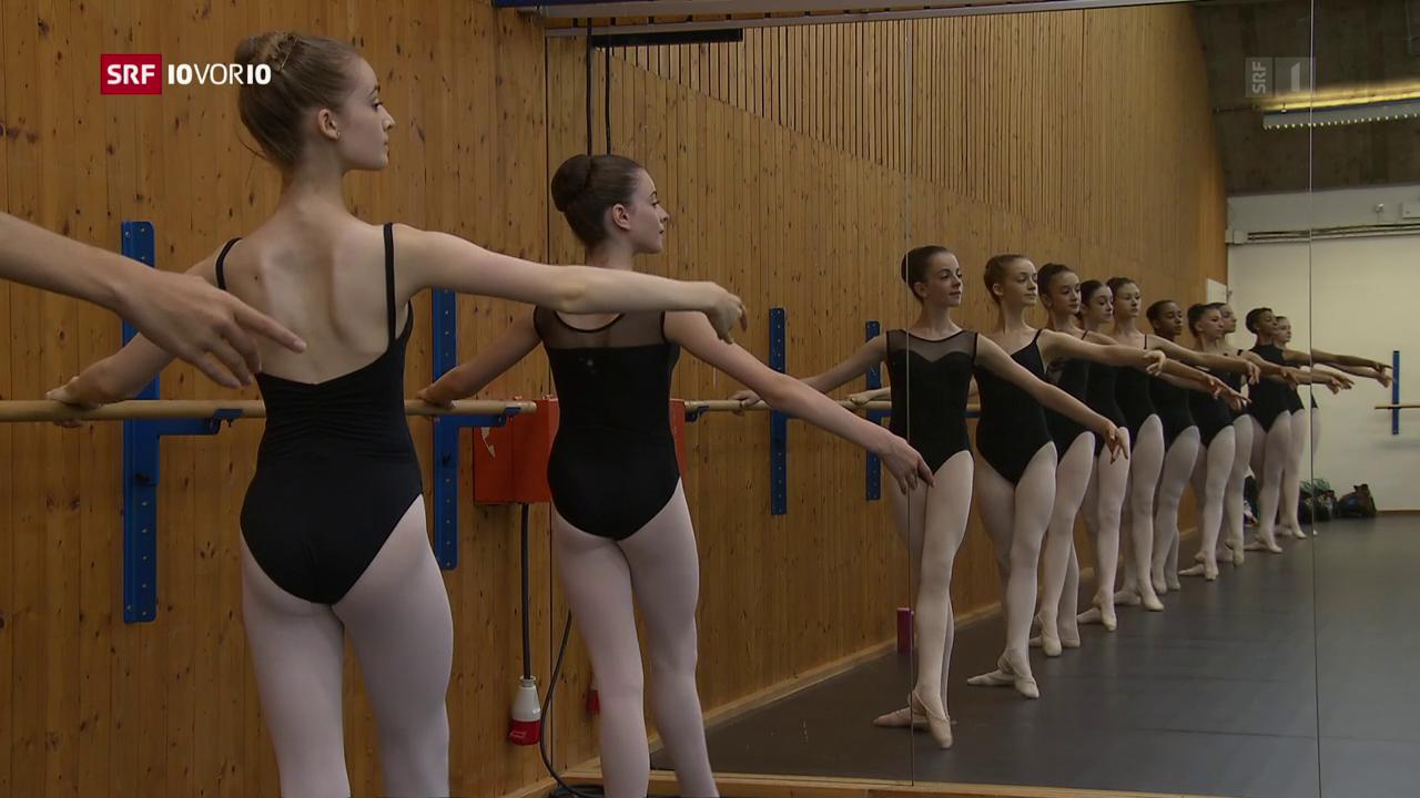 Ballerina mit eidgenössischem Fähigkeitszeugnis