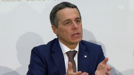 Video ««Wir brauchen den bilateralen Weg»» abspielen