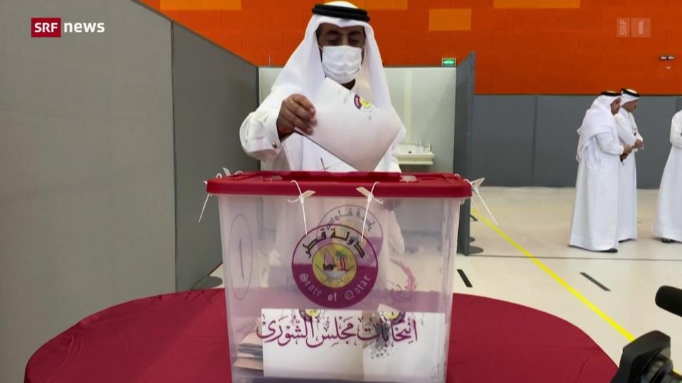 Erste Wahlen in Katar