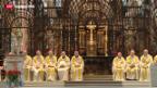 Video «150 Jahre Schweizer Bischofskonferenz» abspielen