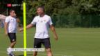Video «Der FCB vor dem Schicksalsspiel gegen Saloniki» abspielen