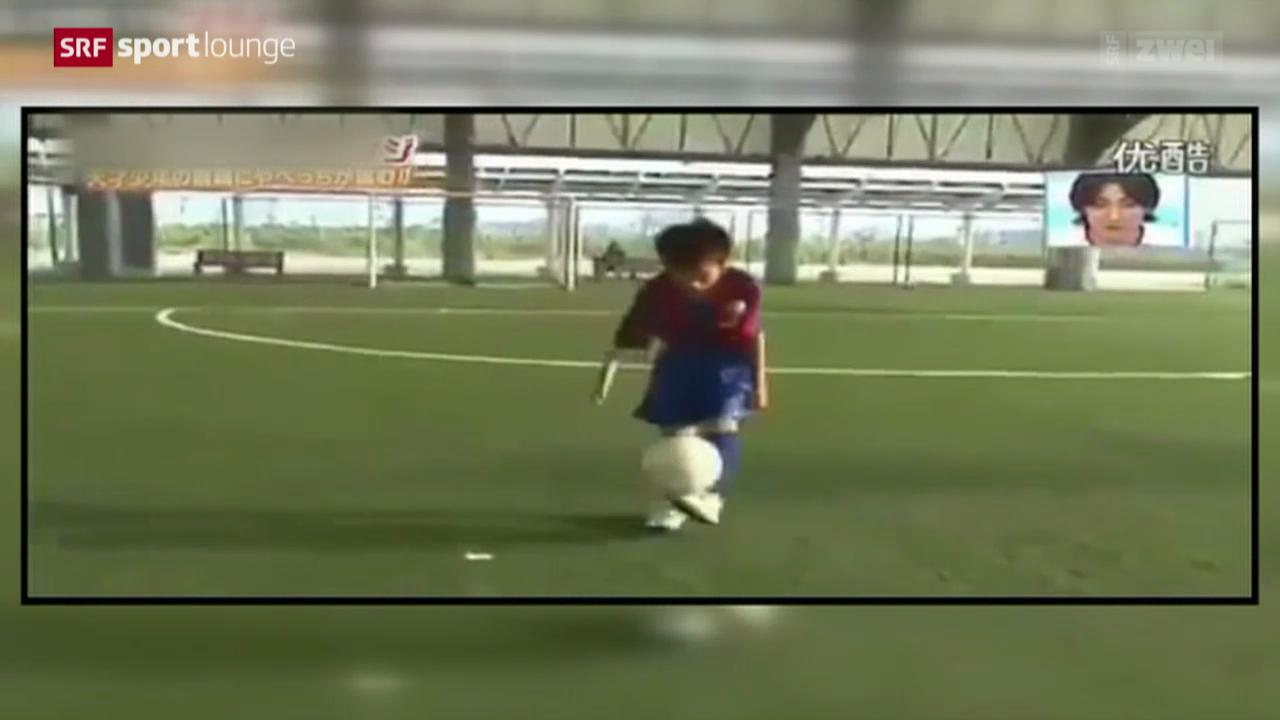 Fussball – Kinderhandel, ein weltweites Problem