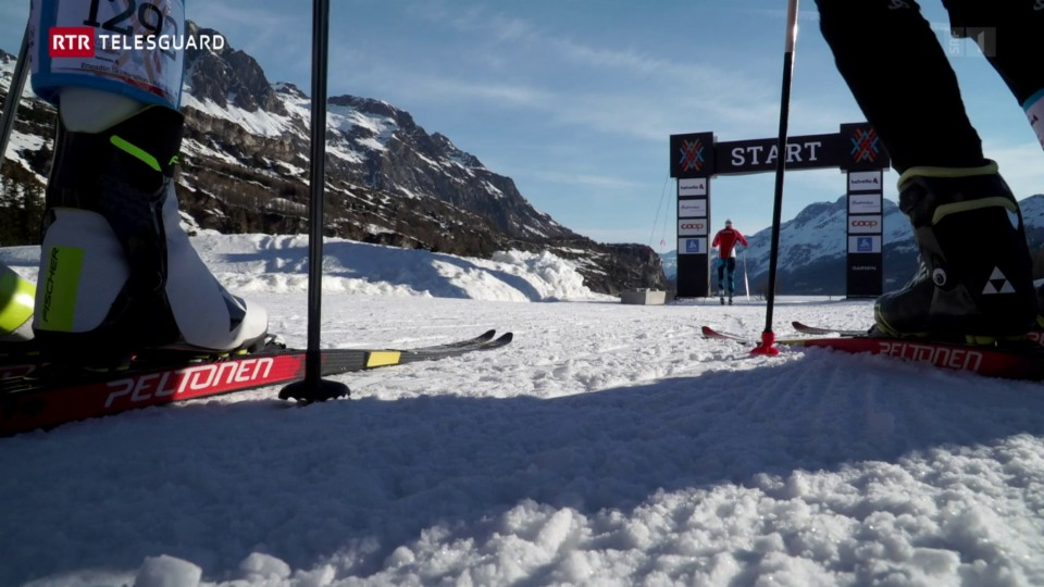 Naginas massas ma tuttina in eveniment – il Maraton da skis engiadinais
