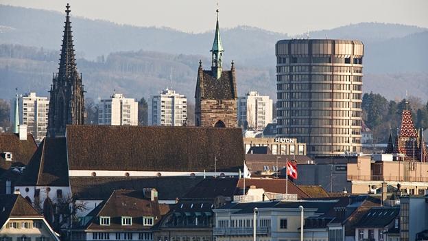 Glockengeläut der St. Martin Kirche, Basel