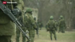 Video «Droht ein Krieg in der Ukraine? » abspielen