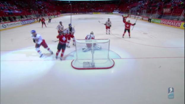Video «Eishockey-WM: Schweiz - Tschechien («sportlounge»)» abspielen