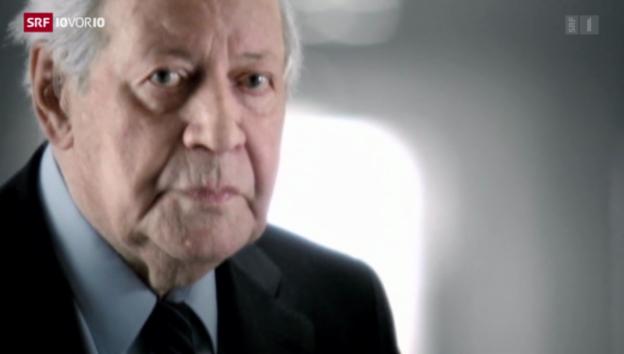 Video «Helmut Schmidt wird 95» abspielen