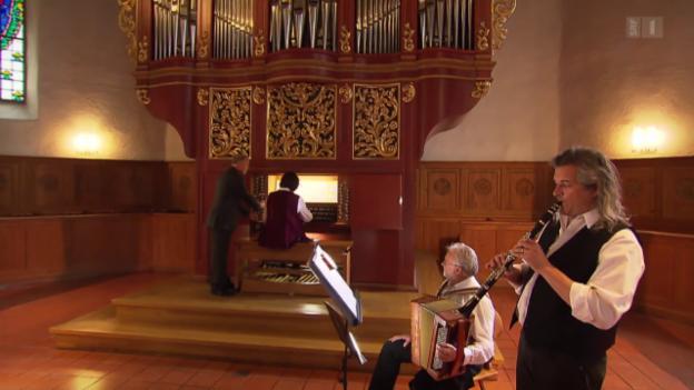 Video «Bergmusik» abspielen
