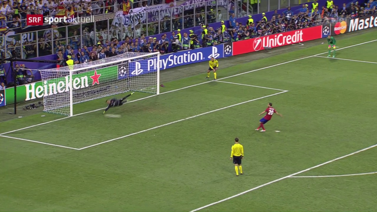Real Madrid gewinnt den CL-Final