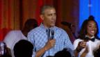Video «Obama singt für Malia» abspielen