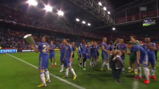 Zusammenfassung Chelsea - Benfica