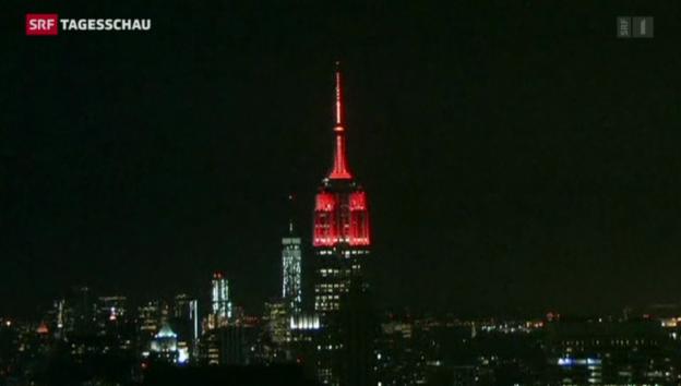 Video «Tagesschau vom 05.11.2014, 19:30» abspielen
