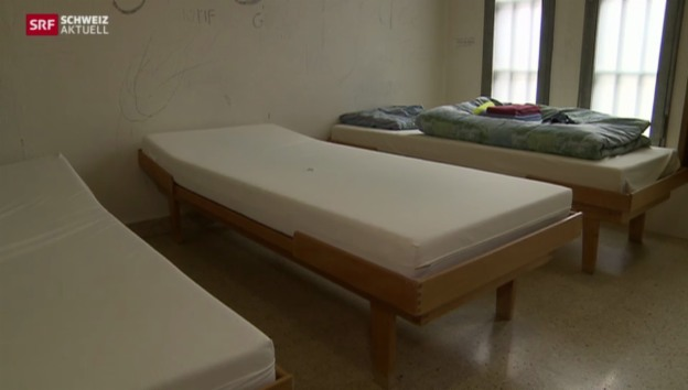 Video «Gefängnisunruhen: Gefahr der Überbelegung?» abspielen