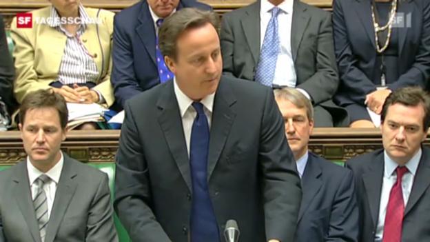 Video ««Bloody Sunday»: David Cameron entschuldigt sich» abspielen