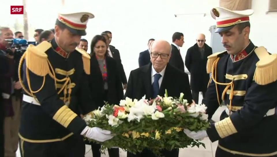 Trauer um die Opfer in Tunesien