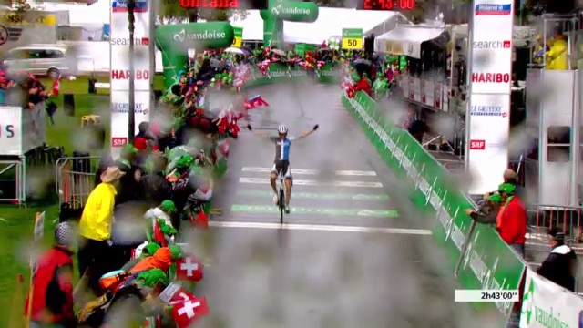 Highlights 2. Etappe Tour de Suisse («sportlive»)