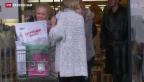 Video «Einkaufen am Stephanstag» abspielen