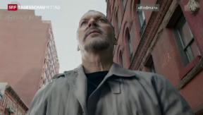 Video ««Birdman» räumt ab» abspielen