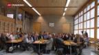 Video «BDP-Delegierte mit «Nein»-Parole für neues Geldspielgesetz» abspielen