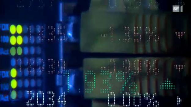 Video «Hochfrequenz-Handel: Spiel mit dem Feuer» abspielen