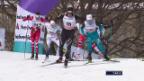 Video «Hediger scheitert knapp, Cologna klar» abspielen