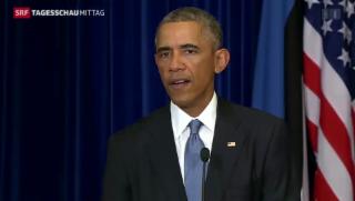 Video «Barack Obama in Estland » abspielen