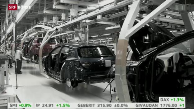 Video «SRF Börse vom 28.10.2015» abspielen